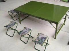 折叠桌椅马扎写字椅