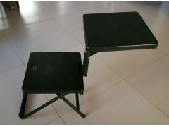 折叠多功能写字椅